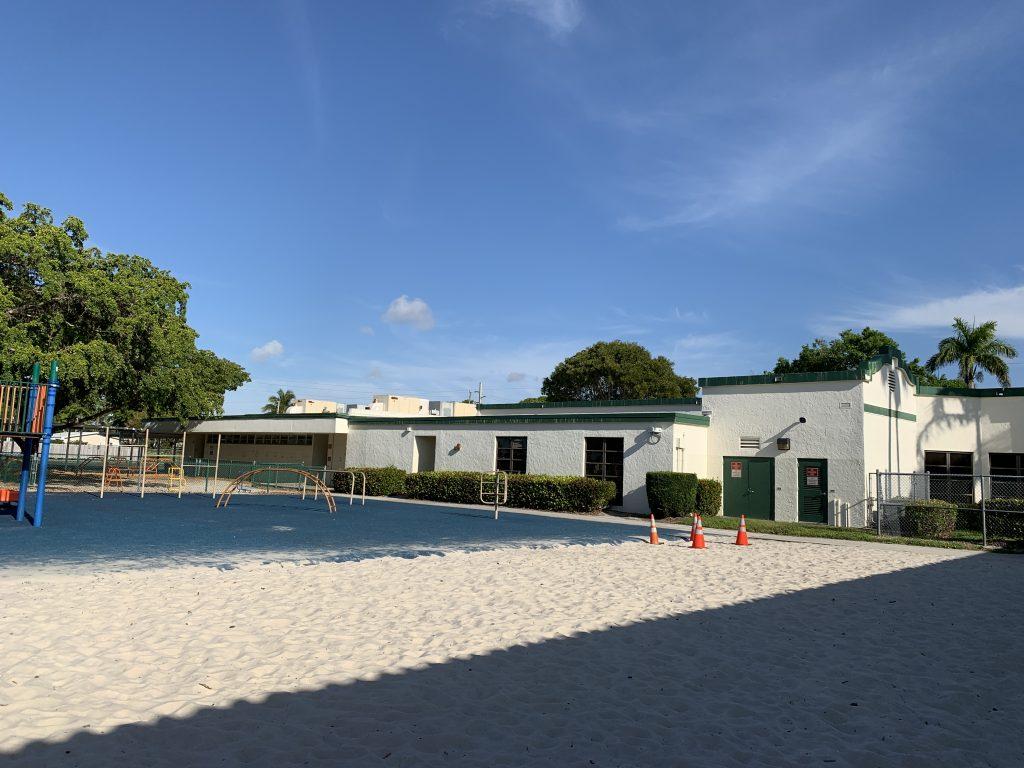 Oakland Park Elementary School ( Smart Program Renovation Broward School )